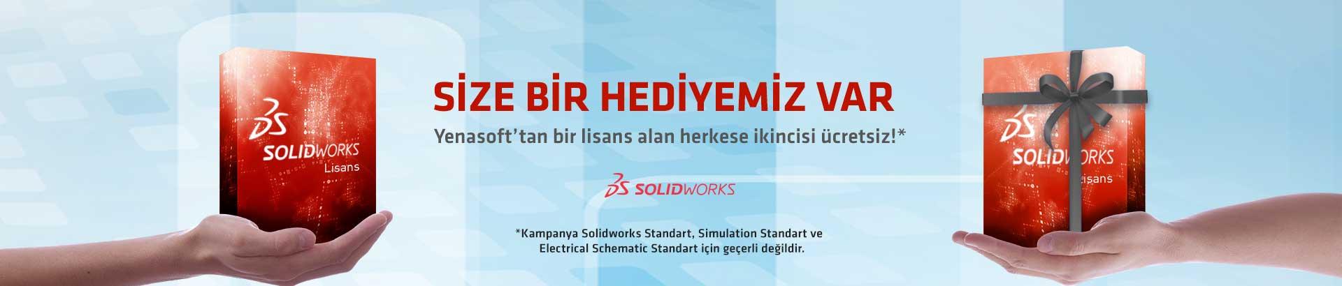 Yenasoft - Solidworks - Hediyemiz Var